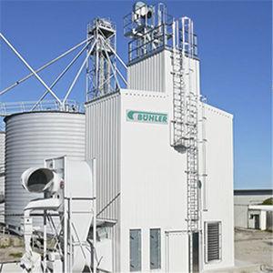 热气干燥机 / 离心 / 连续 / 食品工业