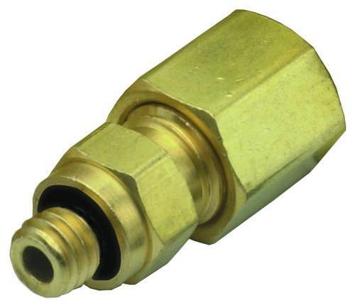 螺纹接头 / 液压 / 黄铜