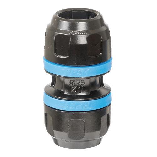 承插式接头 / 直线型 / 压缩空气 / 铝制