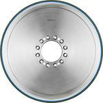 表面处理砂轮 / 圆柱 / 陶瓷结合剂 CBN / 用于凸轮轴