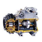 空气压缩机 / 固定式 / 电动 / 活塞