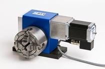 CNC数控镗铣床 / 卧式 / 4轴 / 旋转台式