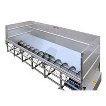 带螺杆输送装置贮液罐 / 用于酿酒业 / 不锈钢 / 加工