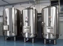 承压贮液罐 / 液体 / 不锈钢 / 碳钢