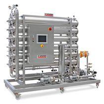 液体食物和饮料用过滤器 / 隔膜 / 用于红酒 / 工艺流程