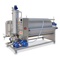 液体食物和饮料用过滤器 / 滚筒 / 紧凑型 / 用于红酒