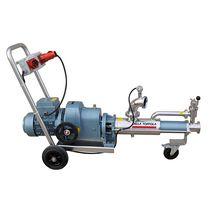 食品卫生泵 / 电动 / 螺旋 / 用于酿酒业