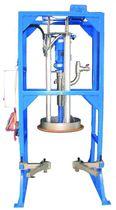 油桶排放系统 / 集装箱 / 用于高粘稠产品 / 桶