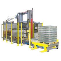 低床码垛机 / 用于瓶子 / 用于货物箱 / 生产线末端