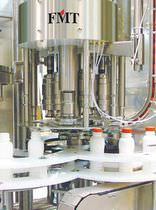 活塞灌装封盖一体机 / 容积式 / 整体式 / 旋转