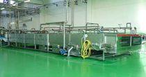 连续巴氏灭菌器 / 用于食品工业
