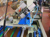 PLC控制钻孔机 / 用于型材 / 立式