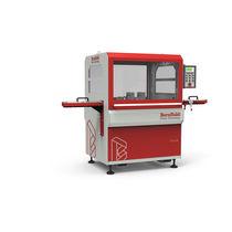 气动剪板机 / 用于塑料型材 / 摆式 / 热