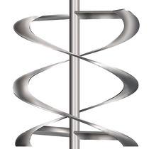 搅拌器桨叶 / 2 桨板式 / 螺旋带 / 轴向流量