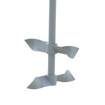 搅拌器桨叶 / 用于过渡流