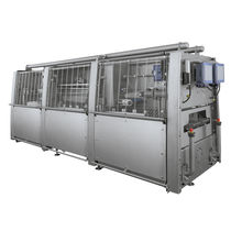 线性托盘封口机 / 自动 / 气调包装 / 紧凑型