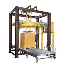 环体缠绕包装机 / 自动 / 带有传送装置 / 高速