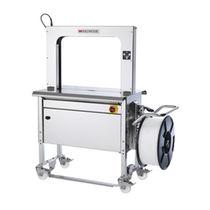 半自动捆扎机 / 用于管道 / 移动式 / 立式