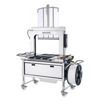 不锈钢捆扎机 / 全自动 / 纸箱 / 用于波纹纸板