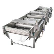 液压清洁器 / 固定式 / 食品工业用 / 叶片