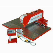 CNC数控冲床 / 液压 / 用于金属板 / 快速