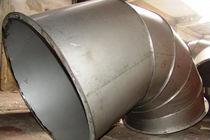 刚性风管 / 金属 / 卫生 / 用于通风