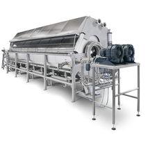 旋转巴氏灭菌器 / 用于食品工业