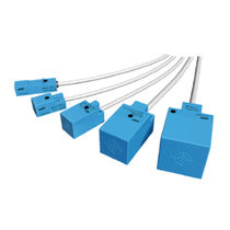 电感接近传感器 / 矩形 / IP67 / 模拟