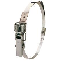 镀锌钢卡箍 / 弹簧 / 带式 / 快速锁闭型