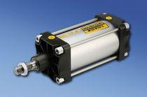 气缸 / 双效 / 磁性活塞式 / ISO