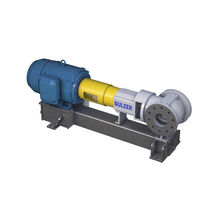 分批混合机 / 工艺流程 / 用于化学工业 / 用于气体
