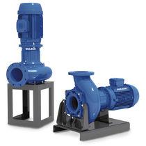 泥浆泵 / 废水 / 用于清水 / 电动