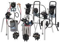 油漆泵 / 双层膜式 / 定量