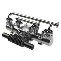 油漆泵 / 气动式 / 不锈钢 / 转运