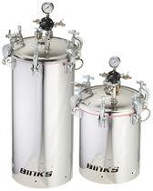 油漆贮液罐 / 不锈钢 / 承压 / 工业