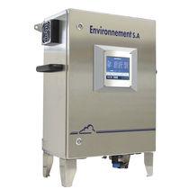 气体分析仪 / 浓度 / 集成式 / 连续式