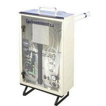 提取气体探头 / 加热 / 用于环境分析