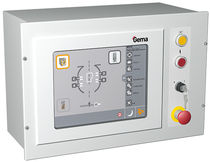粉末涂装系统用控制设备