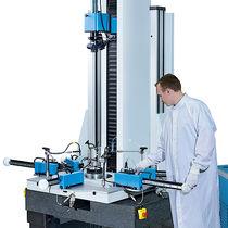 对齐测量仪器 / 用于光学透镜 / 工艺流程 / 半自动