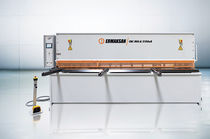 振荡式剪板机 / 液压 / 用于金属板 / CNC数控
