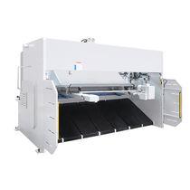 剪床 / 液压 / 用于金属板 / CNC数控
