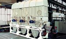 流化床干燥机 / 连续 / 用于散装产品 / 造粒机