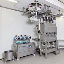 流化床干燥机 / 连续 / 制药业 / 造粒机
