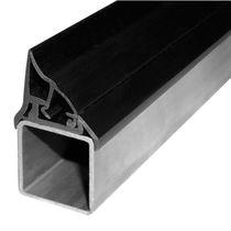 边缘式密封条 / 橡胶 / 塑料 / 用于型材