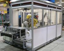 末道机器人加工单元 / 抛光 / 用于矫形植入物
