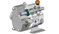 凸轮转子泵 / 用于化学品 / 用于饮料 / 用于奶制品
