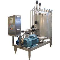 转子定子混合机 / 分批 / 粉末 / 用于化学工业