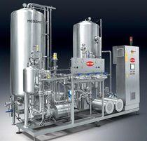 动态混合机 / 分批 / 用于饮料 / 食品工业