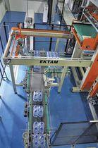 高床码垛机 / 用于负荷 / 用于货物箱 / 自动