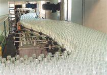 塑料瓶传送系统